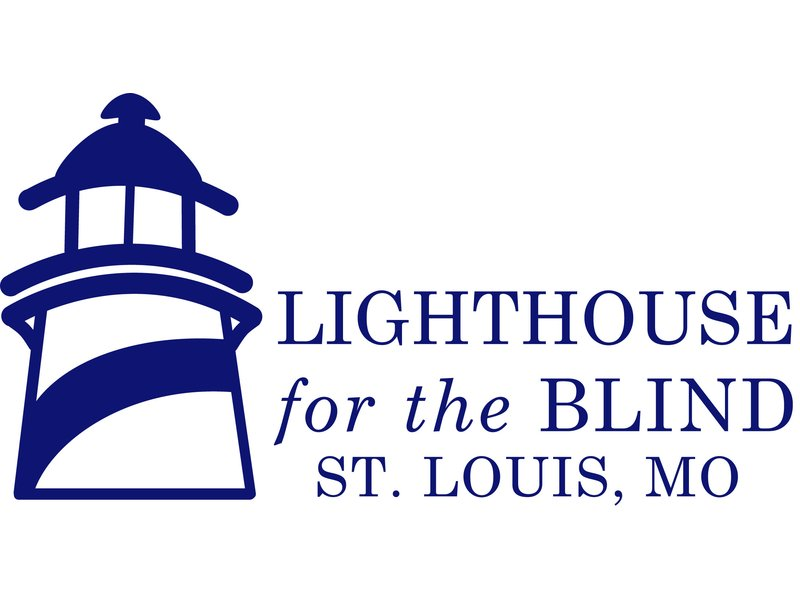 lighthouse for the blind logo